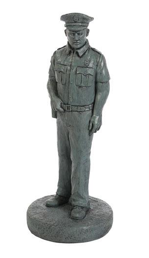 25in Policeman