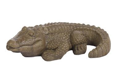 Alligator Fountain Animal