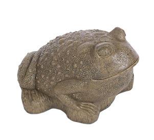 Lg Frog Fountain Animal