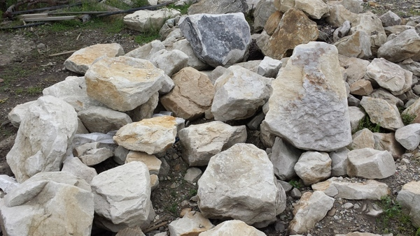 Sand Stone Boulders
