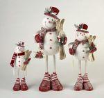 Fab Standing Snowman